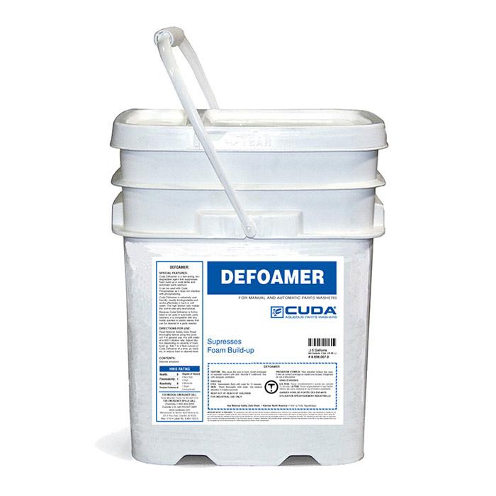 Defoamer Detergents Cuda Parts Washers Mancorp